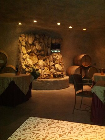 Los Cabos Winery : Nice & cozy for wine tasting