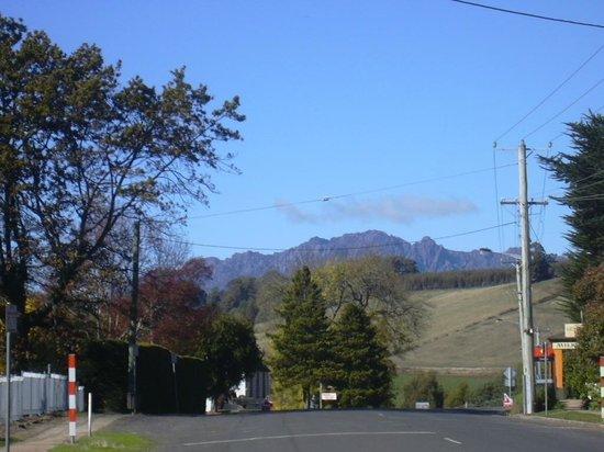 Views of Main Street Wilmot