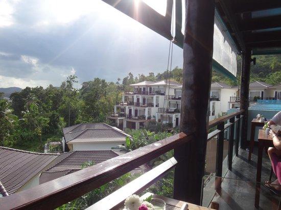 Mantra Samui Resort : View from restaurant