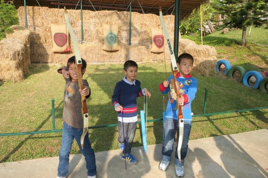 Imperial Phukaew Hill Resort: Phukaew Adventure Park 3