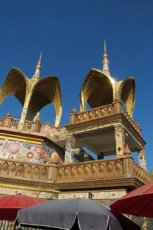Imperial Phukaew Hill Resort: Wat Pha Son Kaew 1