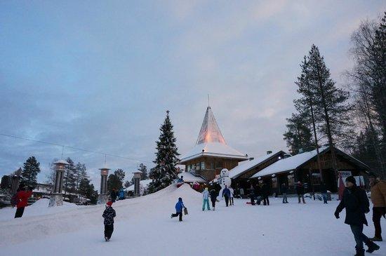 Village du Père Noël : Main Building