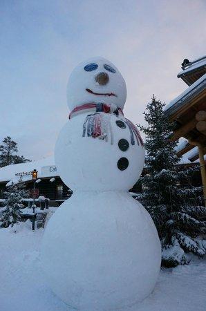 Village du Père Noël : :)
