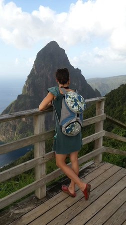 Explore St. Lucia with Stanis' Taxi Service