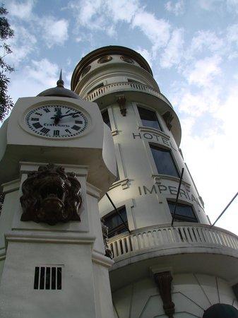 Hotel Imperial Reforma: Reloj de IMperial Reforma