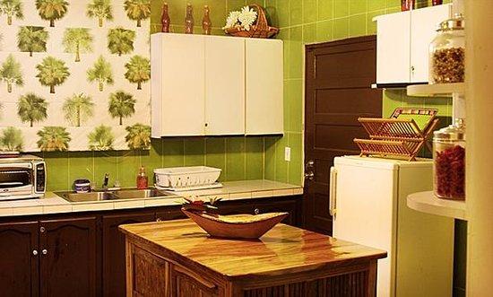 Hostal Casa Areka: The kitchen