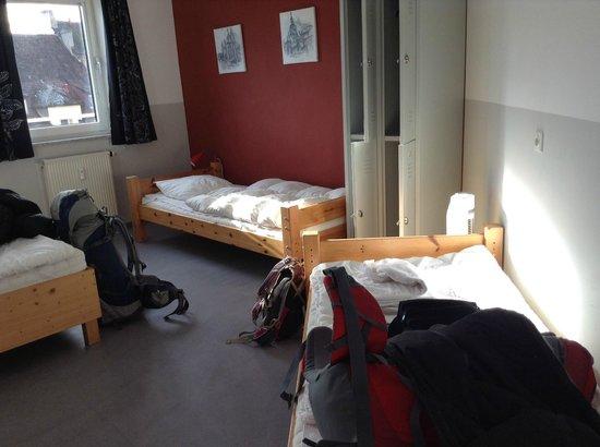 Babelfish Hostel: bedroom