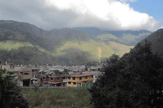 La Casa del Molino Blanco Bed & Breakfast: view from room # 1
