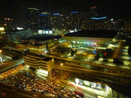 Hotel ICON: 夜景も素敵☆