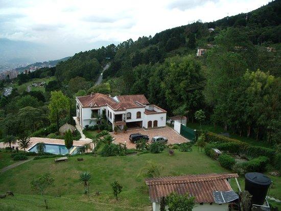 villa de los angeles prices lodge reviews medellin colombia tripadvisor. Black Bedroom Furniture Sets. Home Design Ideas