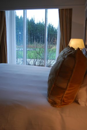 Powerscourt Hotel, Autograph Collection: View from the bed