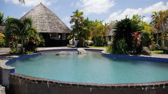 Le Lagoto Resort & Spa: The pool.