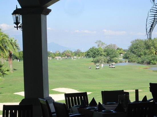 El Tigre Golf at Paradise Village: club house