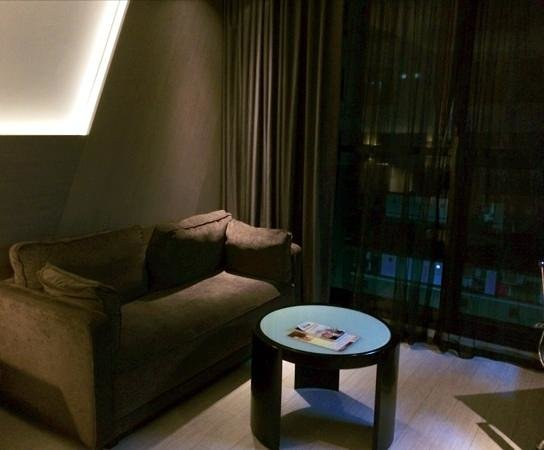BEST WESTERN PREMIER Sukhumvit: Sofa area