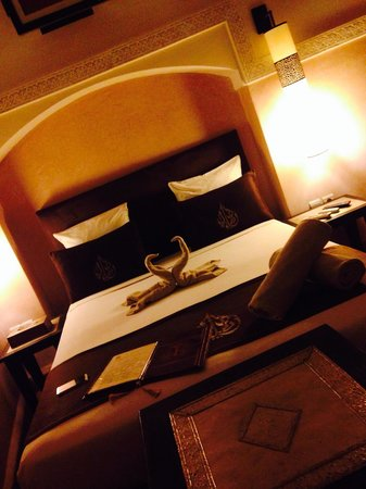 Riad Dar Beldia: My Superior double room ❤️ it's not small !