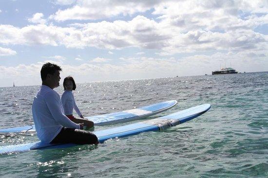 Gone Surfing Hawaii: Taking a break...