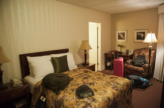 โรงแรมคิงส์ตัน: 房間/套房