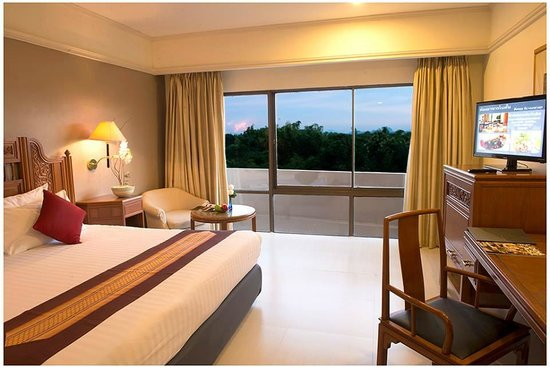 Loei Palace Hotel : Superior room