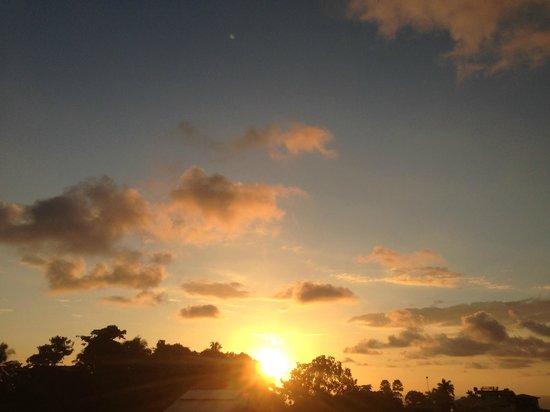 Villas Oasis: Sunset
