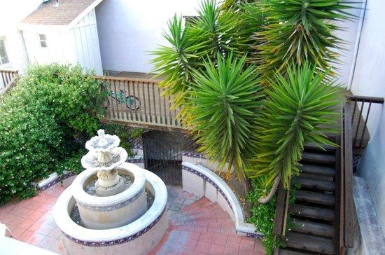 Posada De San Juan Plaza Behind The Hotel