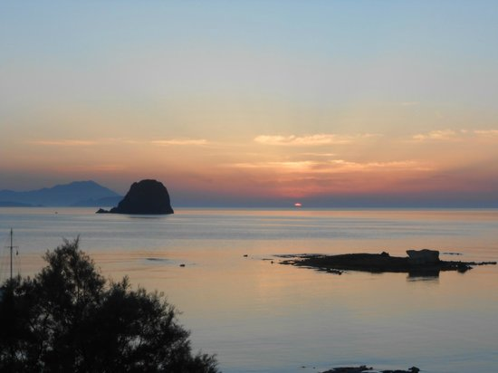 Nefeli Sunset Studios: Sunset View