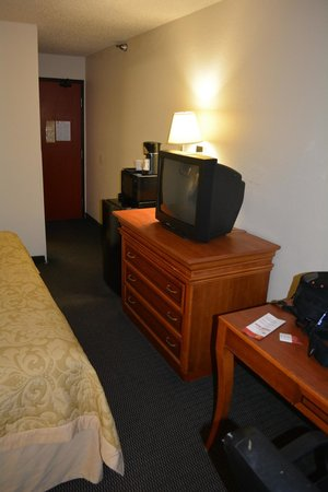 Super 8 Canton/Livonia Area : View of room