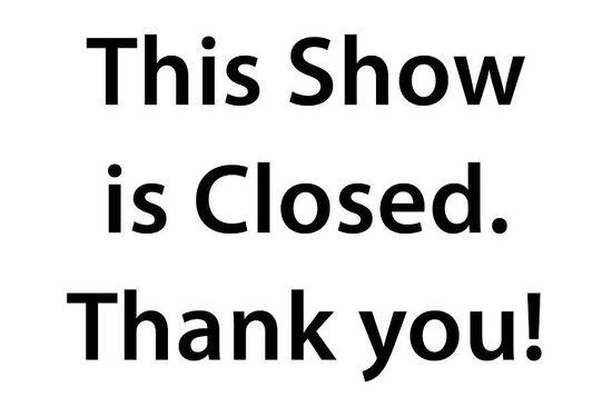 Cassandre & Friends: closed show