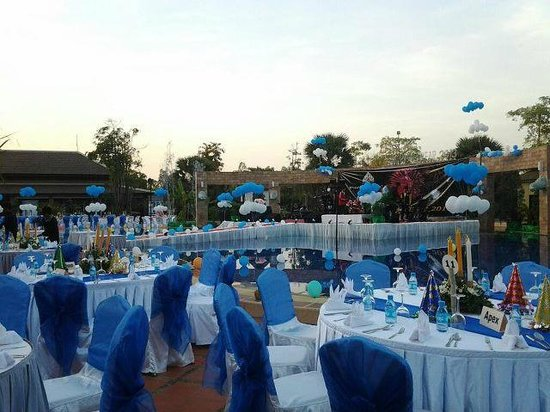 Pacific Hotel & Spa: New Year Eve Gala Dinner