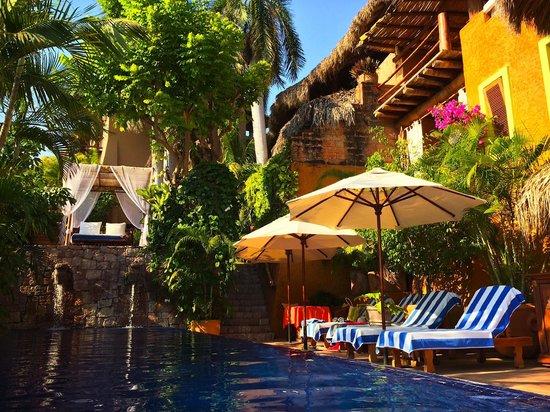 La Quinta Troppo : The Pool Area
