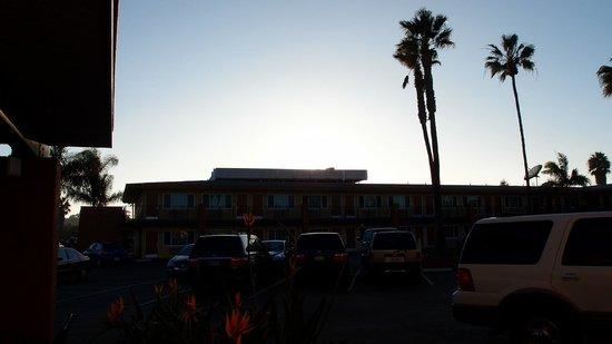 Howard Johnson Inn San Diego Sea World: The Howard Johnson!