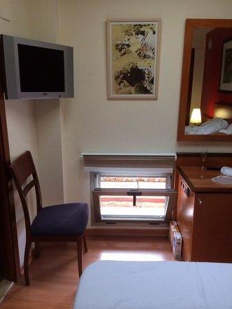 H10 Raco del Pi: вид из окна :-)