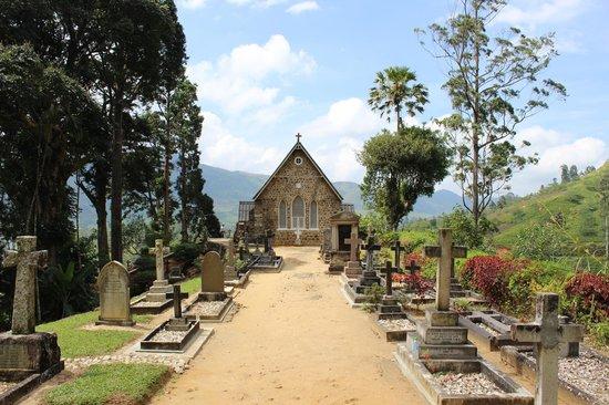The Farm Resorts : British Church nearby