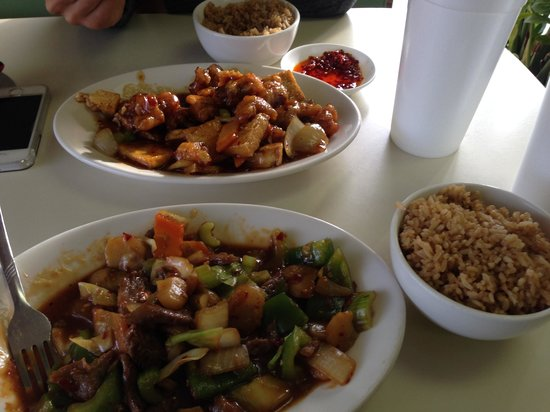 Chinese Restaurant On Watson Blvd