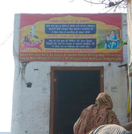 Sri Ram Tirath Temple: Place where ramayan was written by valmiki