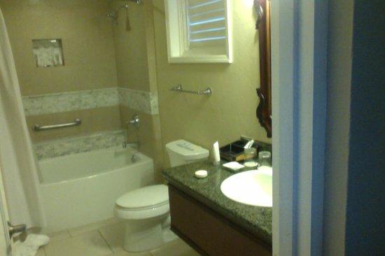 Sandals Ochi Beach Resort: bathroom