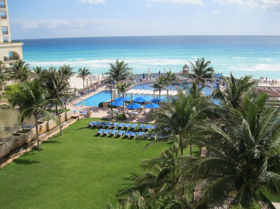 Marriott Cancun Resort: View from our room