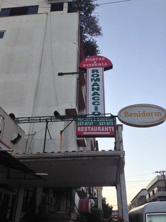 Hotel Benidorm: Restaurante del Hotel