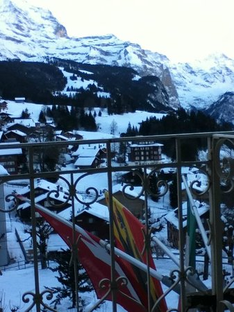 Hotel Falken Wengen: wonderful Wengen