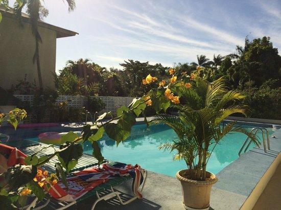 White Sands Negril: Villa pool