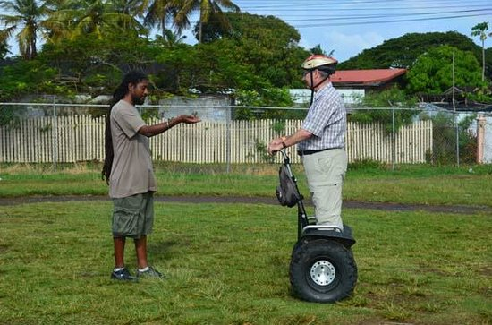 LucianStyle Segway Day Tours: training is comprehensive