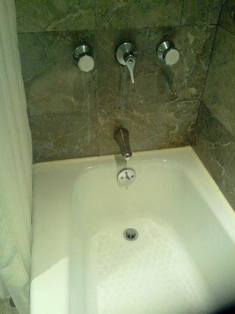 Kimberley Hotel: bathtub