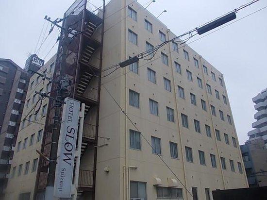 Hotel Slow Suizenji: ホテルの外観