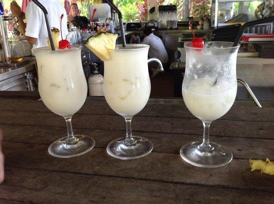 PARKROYAL Penang Resort, Malaysia : Cocktail hour