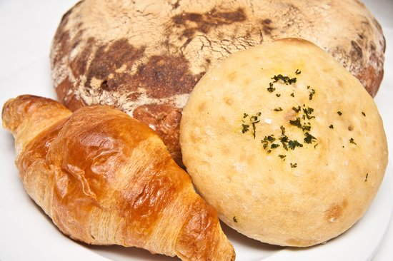 Roast Master Cafe': Some of our home baked breads