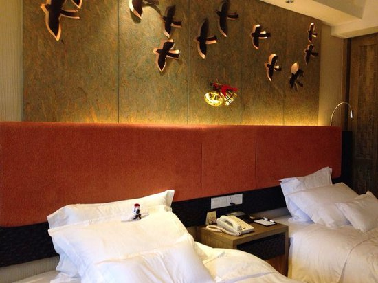Chimelong Hotel: Spacious room
