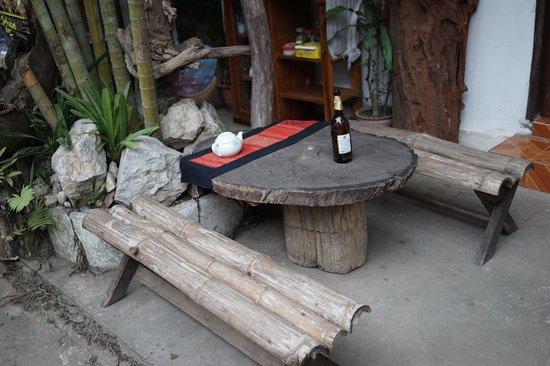 Sisombath Guesthouse: guesthouse