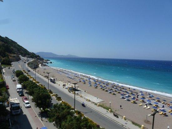 Hotel Rhodos Horizon Resort: 4х цветное Эгейское море