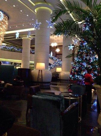 Beijing Marriott Hotel City Wall: Lobby lounges ��������