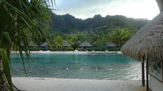 InterContinental Moorea Resort & Spa: Lagoon Bungalows