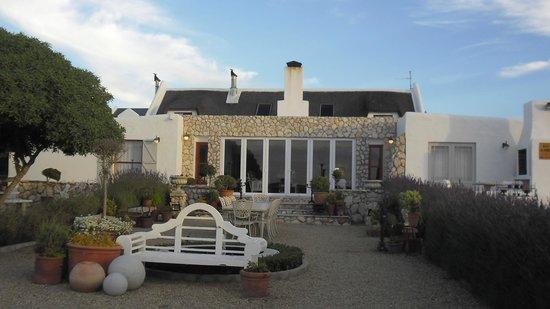 Klokkiebosch Guest House: Front view